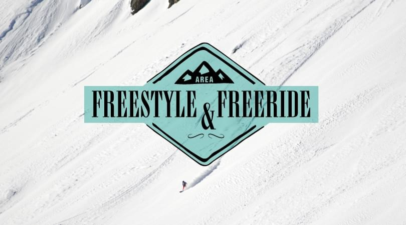 Freestyle and Freeride Skipass Modena