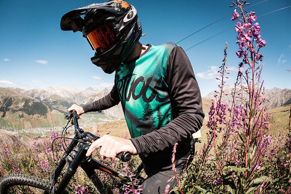 Mottolino Bike Park per sportivi e amanti della natura