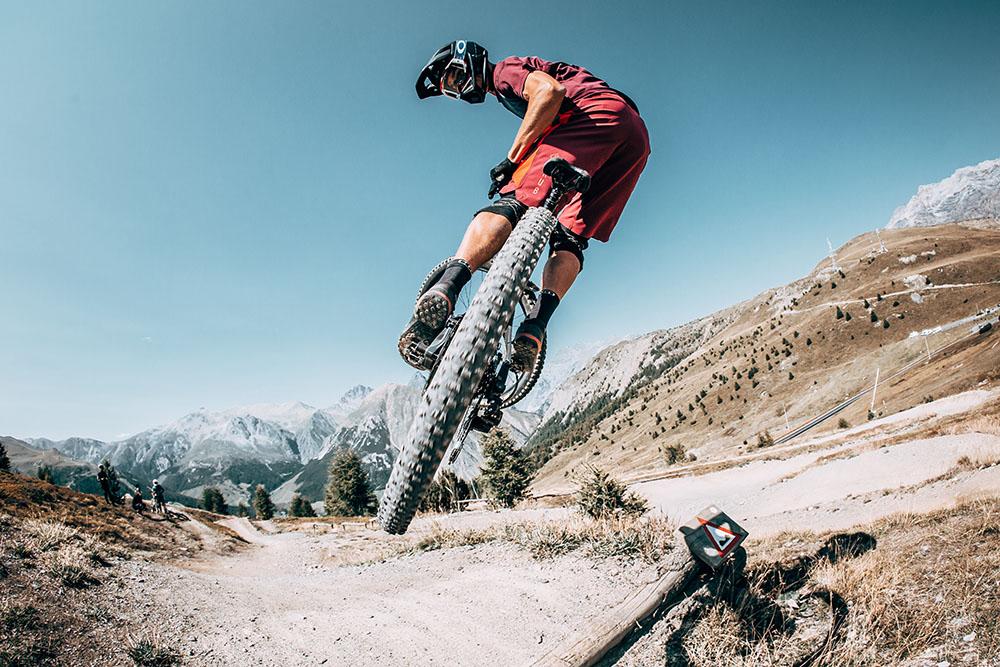 Mottolino Bike Park, evoluzioni ed adrenalina su due ruote