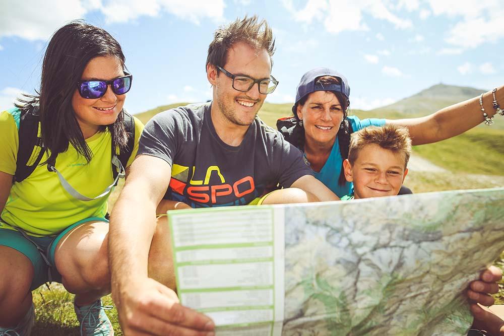 Vacanze ideali per famiglie in montagna