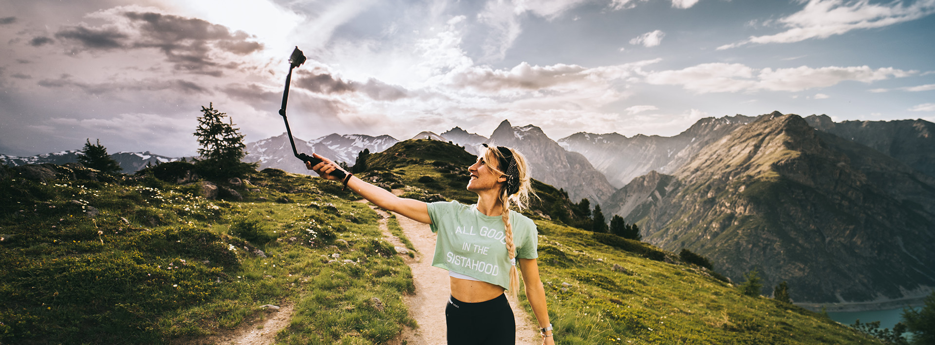 Mottolino, fun Mountain sulle Alpi