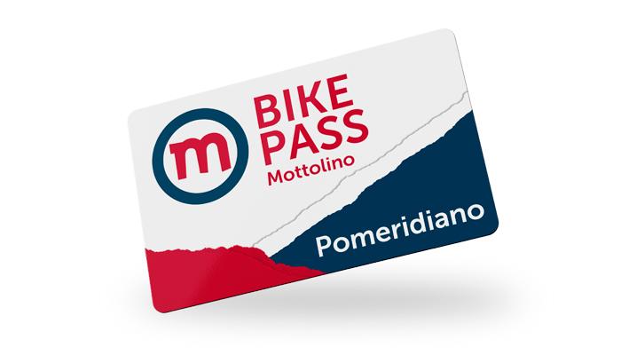 Bikepass Bikepark Mottolino Pomeridiano