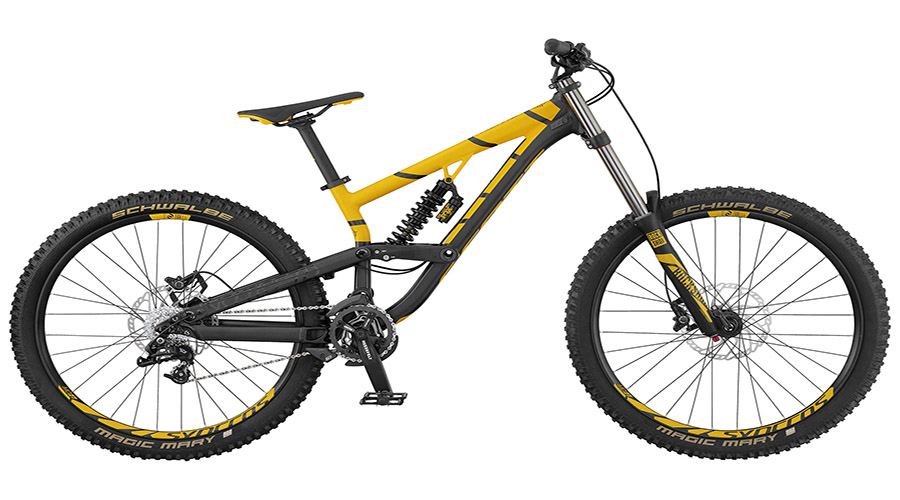 Noleggio Bike Downhill Standard Scott
