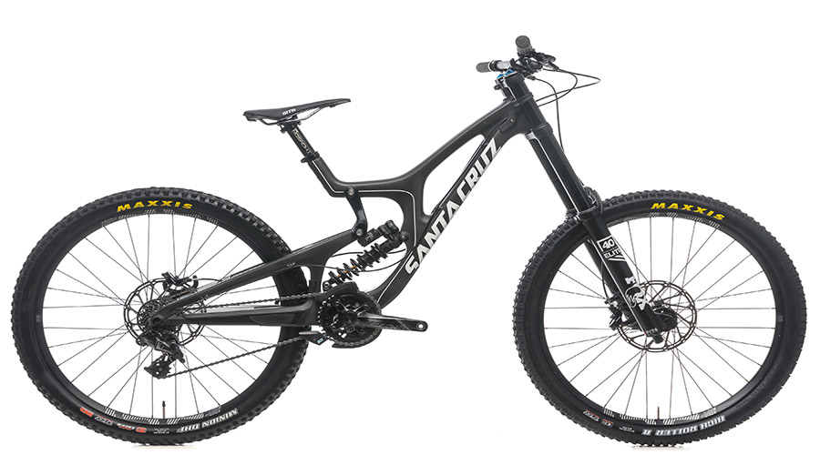 Noleggio Bike Downhill Super Exclusive Santa Cruz