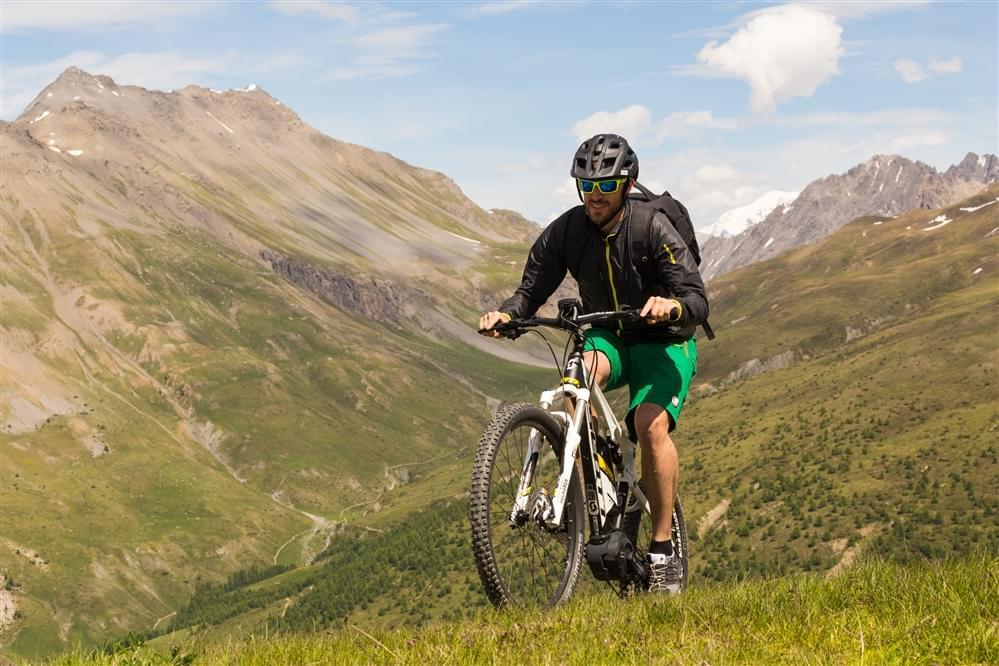 E-bike Livigno
