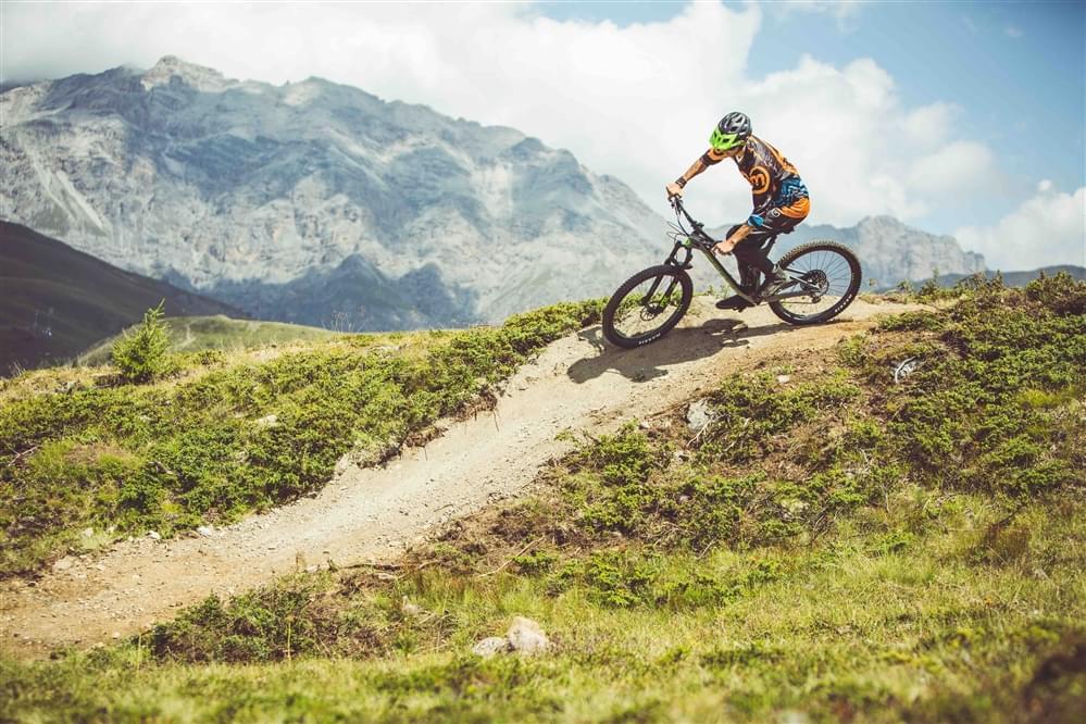 Enduro Natural Trail Mottolino Livigno