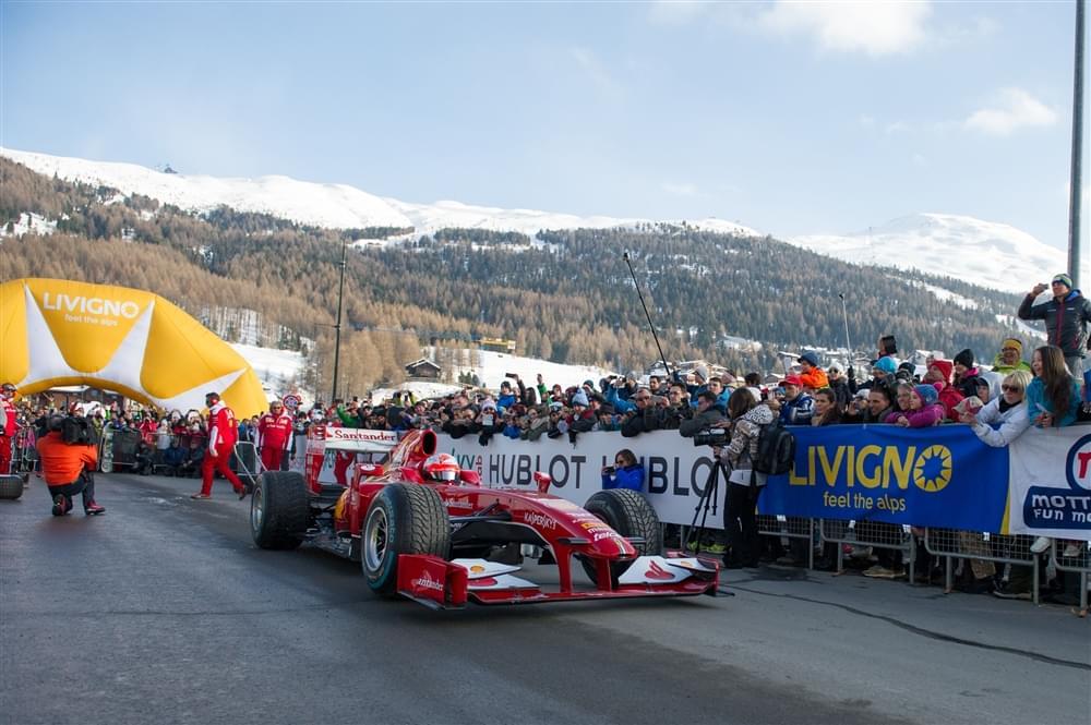 Ferrari a Livigno