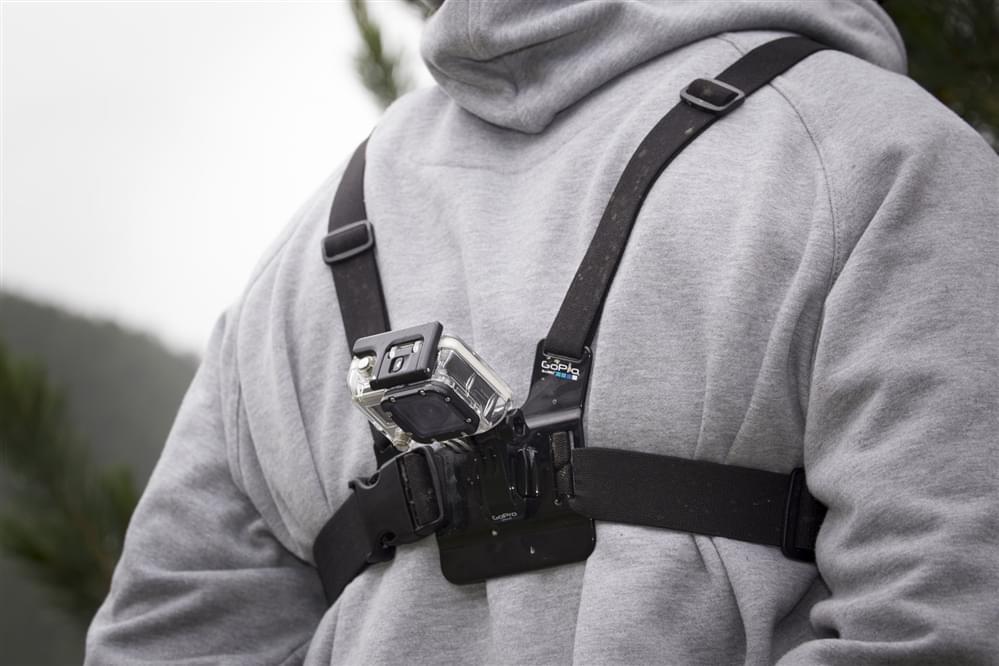 GoPro chesty mount