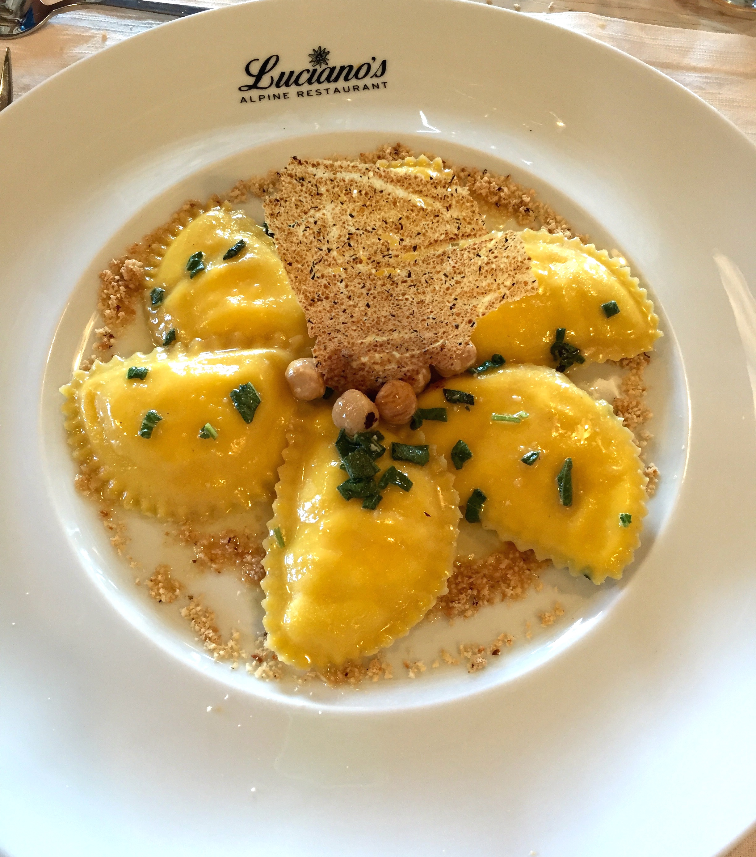Luciano's Alpine Restaurant: tradizione culinaria
