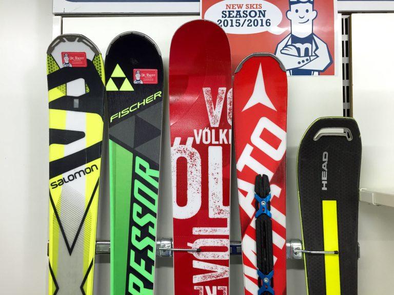Dr. Rent noleggio sci e snowboard a Livigno