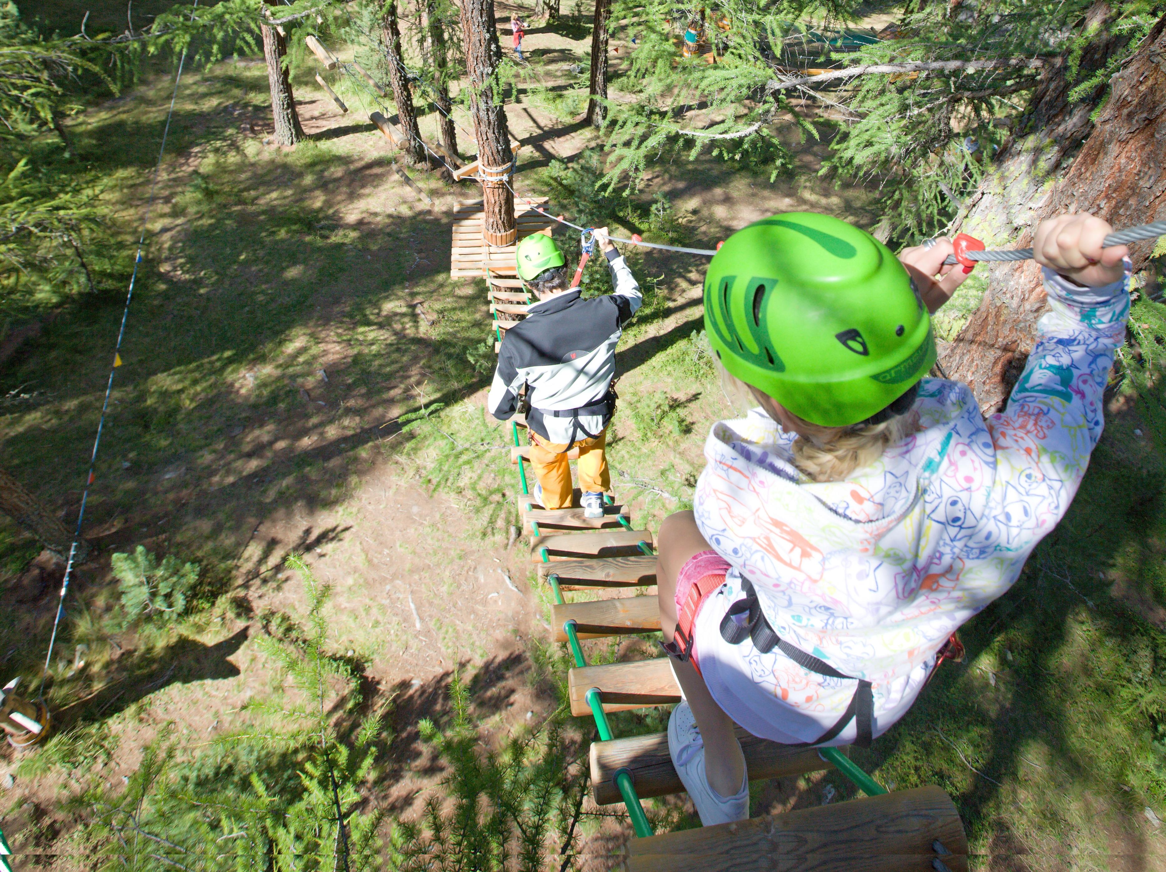 Relax e divertimento al Larix Park di Livigno