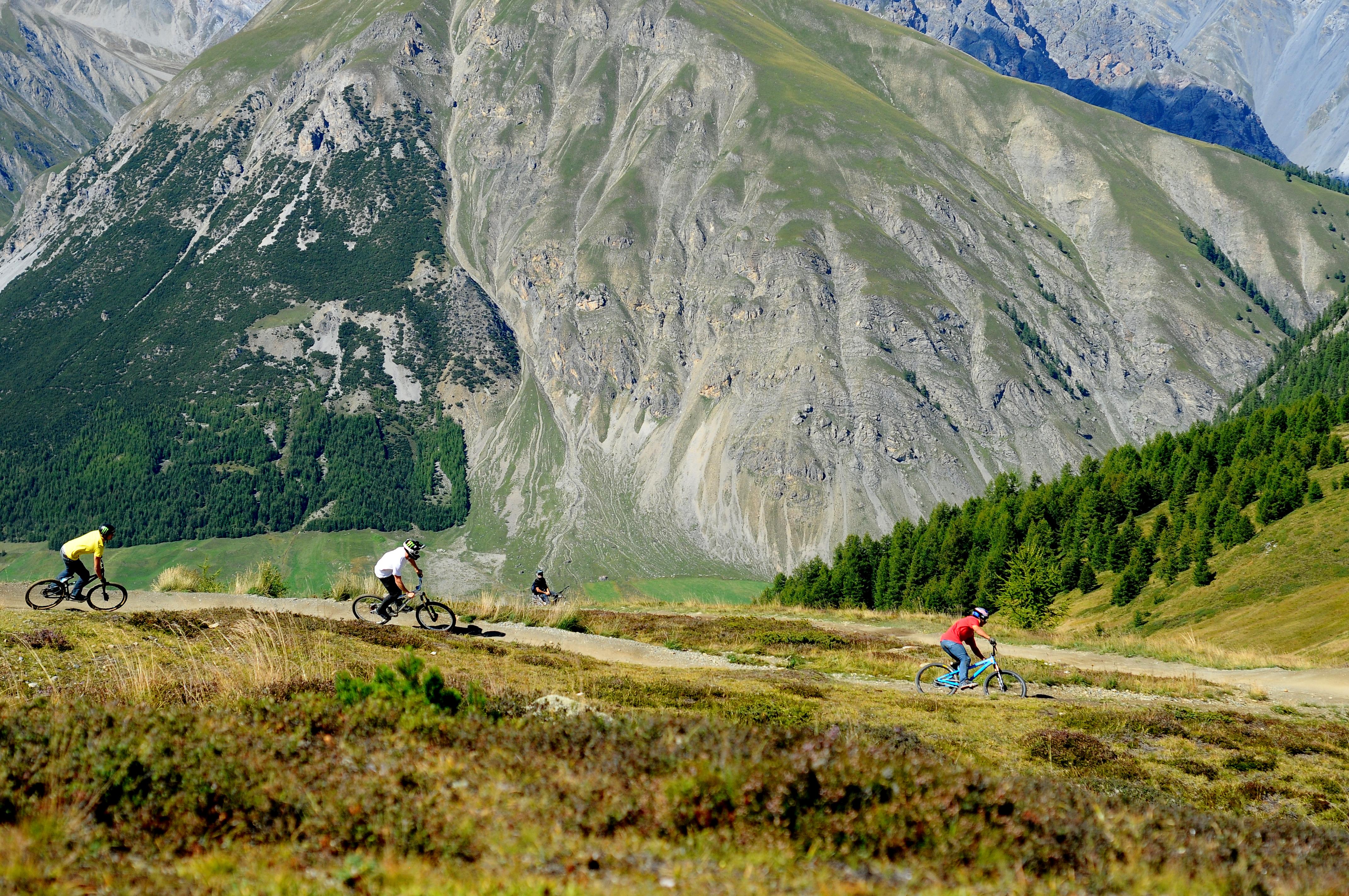 Inizia la stagione del Bikepark Mottolino