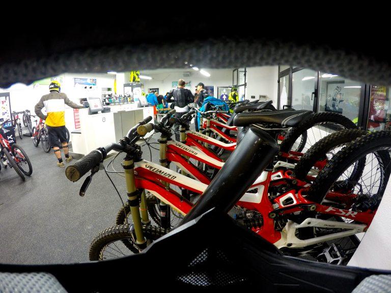 Mercatino dell'usato del Bikepark Mottolino