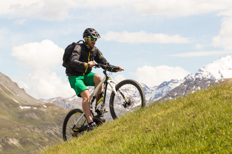 Ebike per escursioni a Livigno