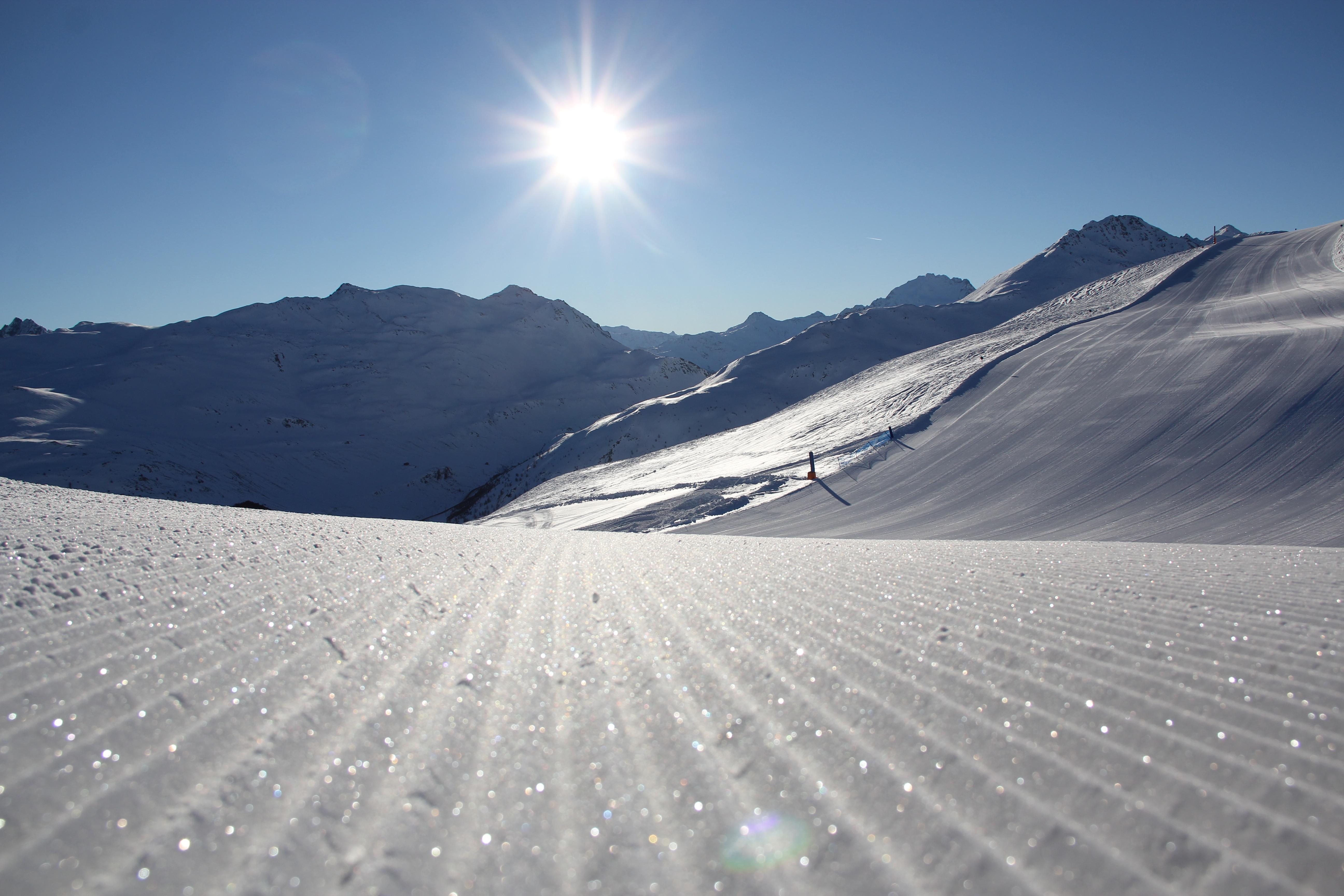 vacanze sulla neve di Livigno