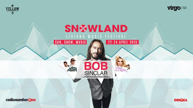 Snowland: livigno music festival
