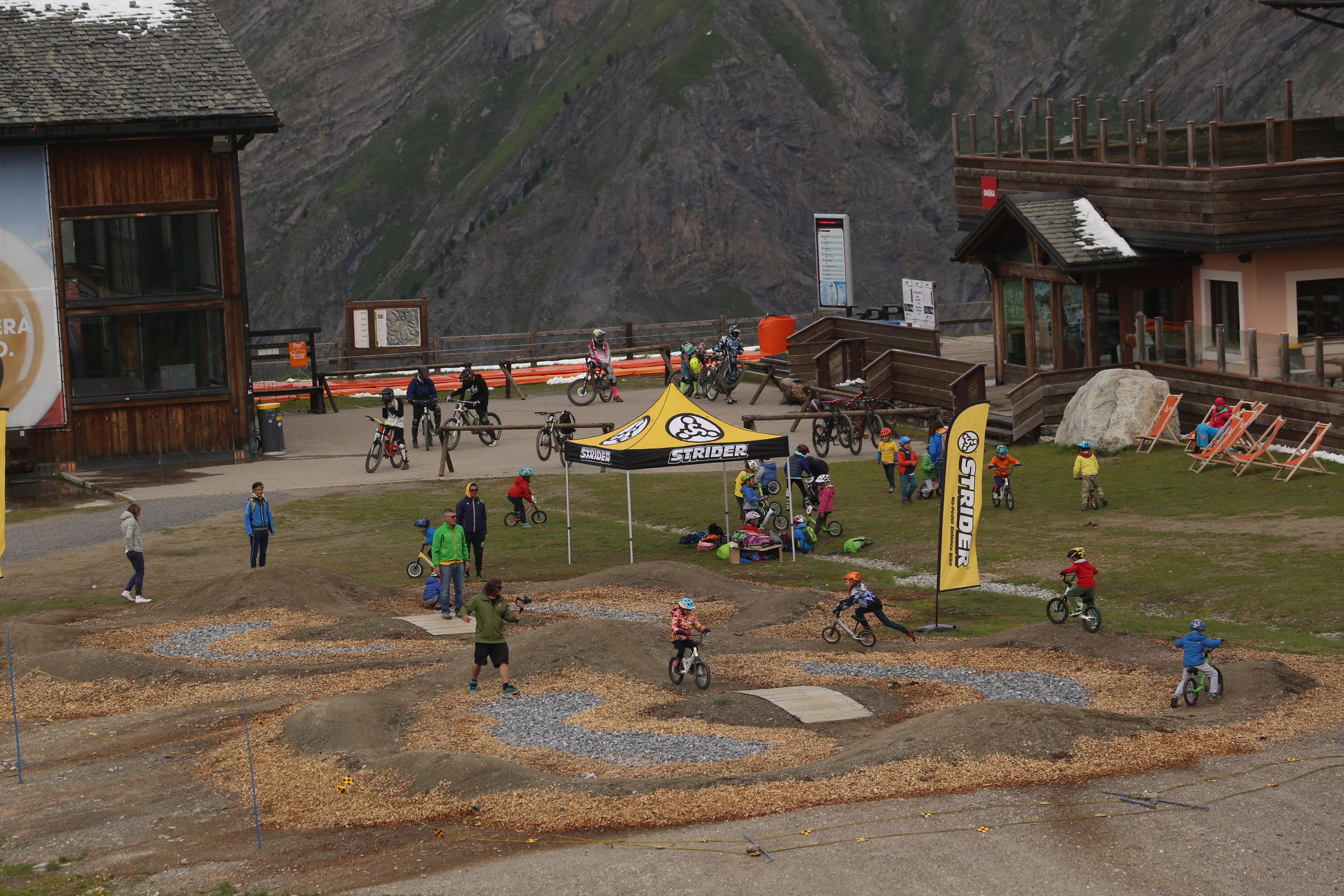 Kids Bikepark a Livigno