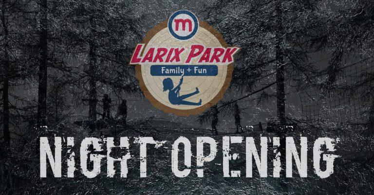 Apertura notturna Bikepark