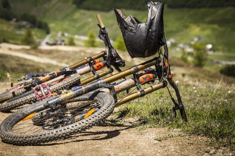 Bike sui sentieri del Mottolinol