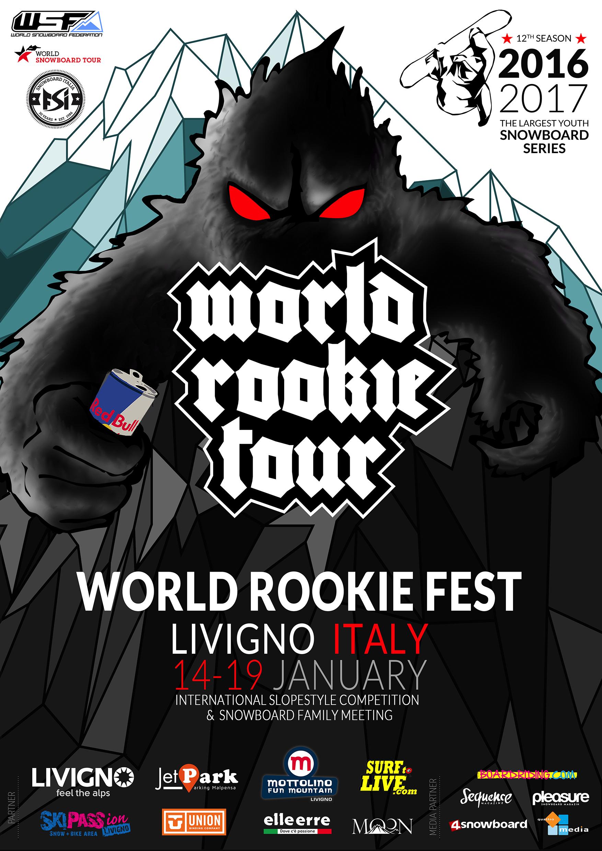 World Rookie Fest 2017