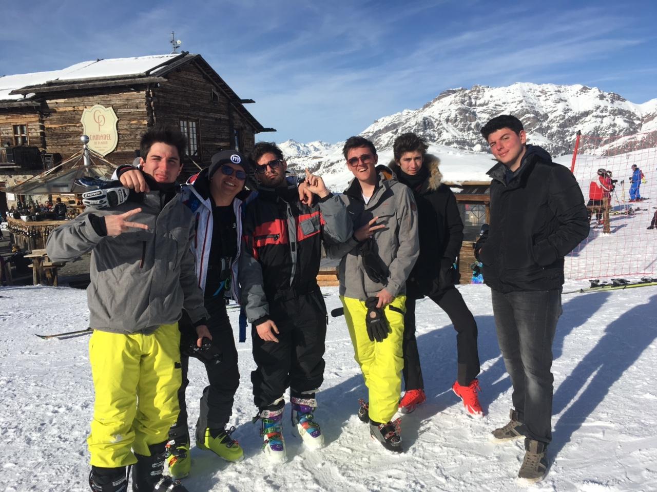 Gli YouTuber più famosi d'Italia in visita al Mottolino