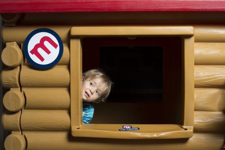 parco giochi per bambini al Mottolino
