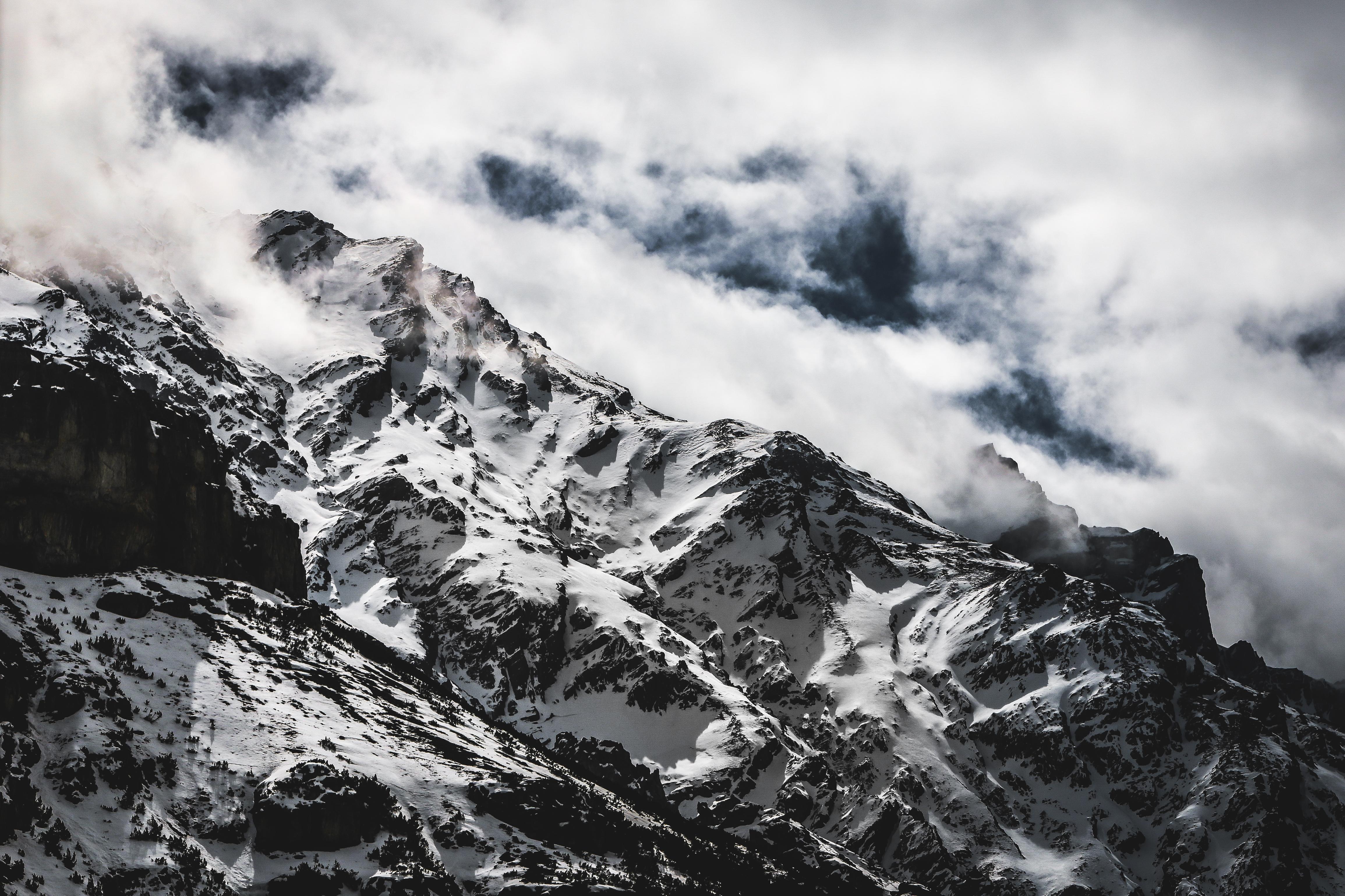 Le Alpi e la loro magnificenza attorno a Livigno