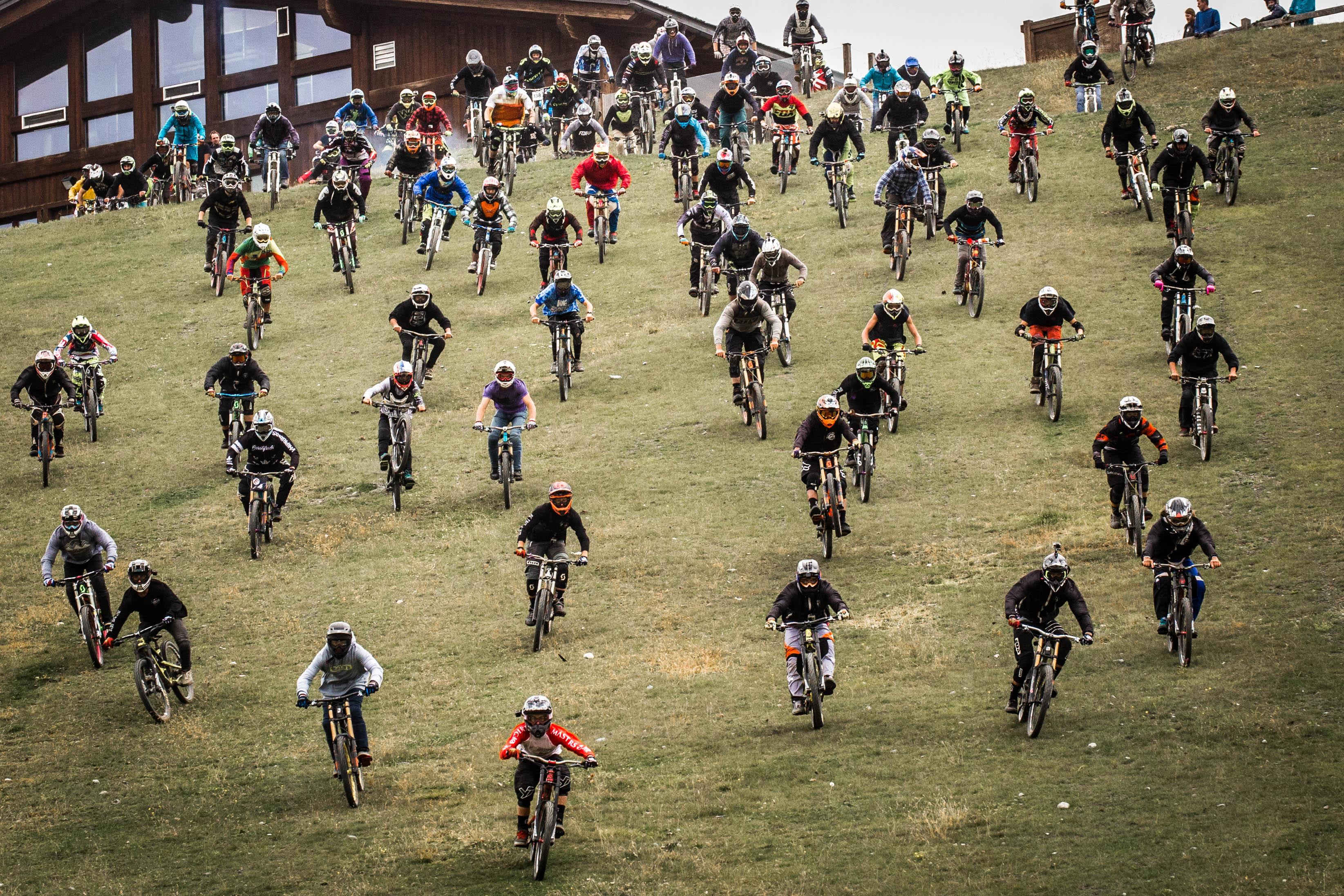 Riders esperti allo CPGANG partyRIDE weekend