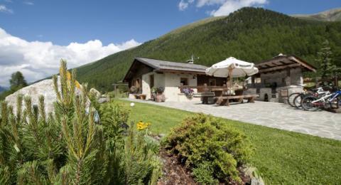 Appartamenti vacanza sulle Alpi