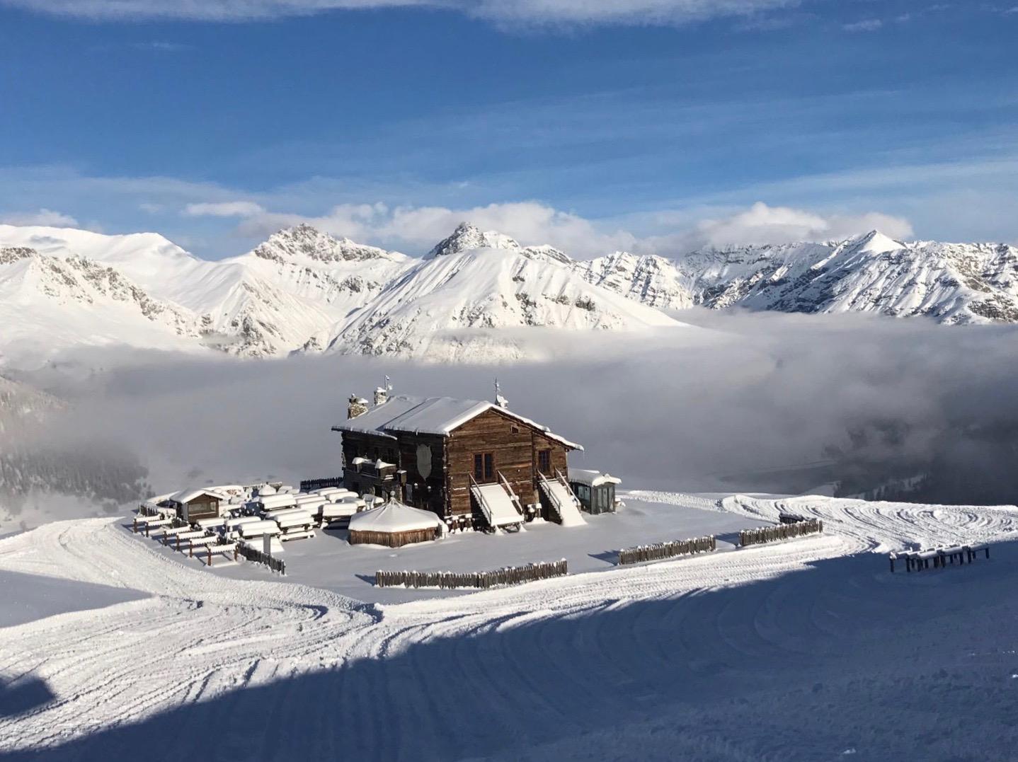 neve a Livigno, aggiornamenti sulle piste