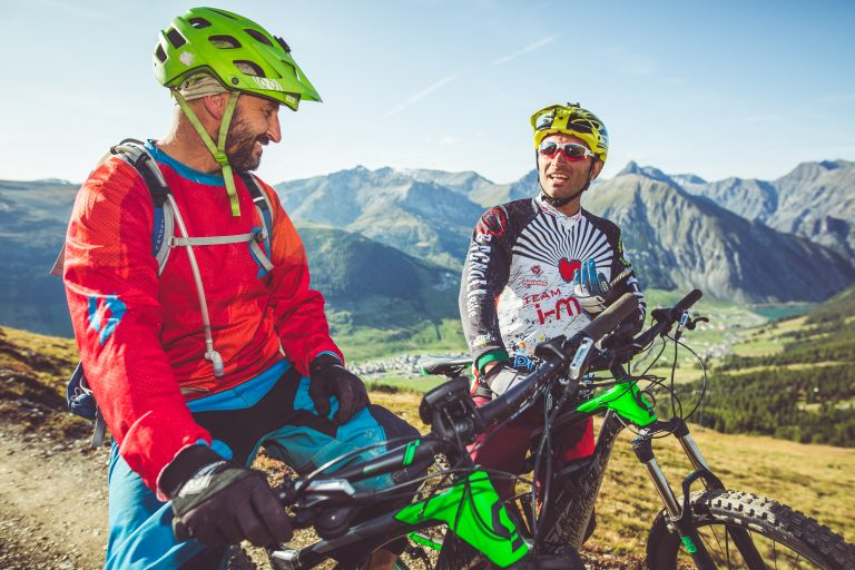 bikehotel e rider al mottolino Bikepark a Livigno
