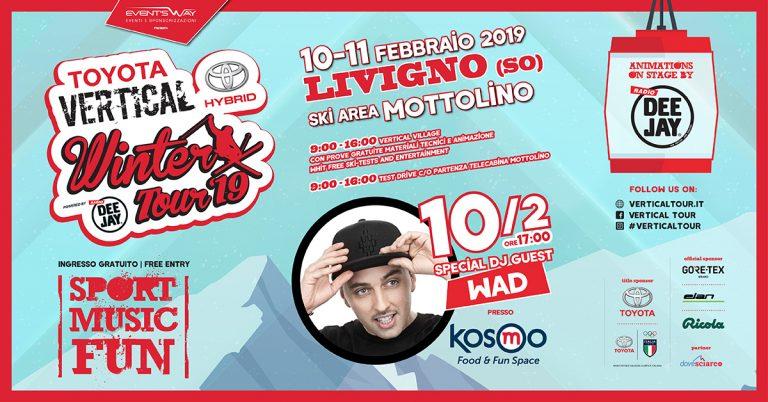 Evento Winter tour 19