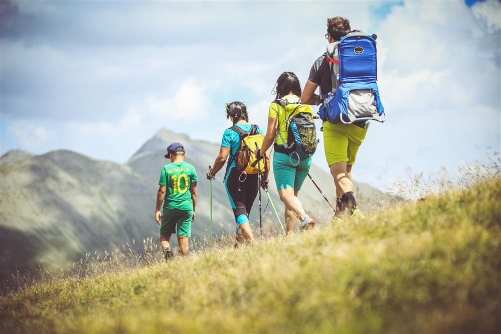 bambini vacanza Livigno