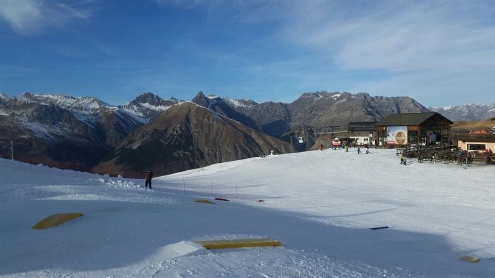 Snowpark bambini Livigno