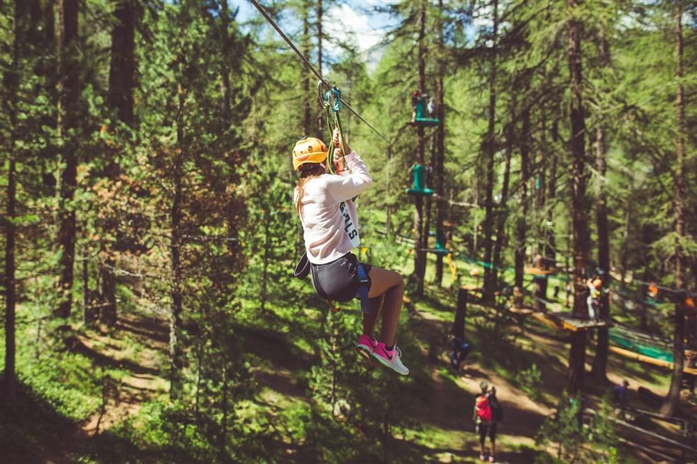 Adventure park Livigno