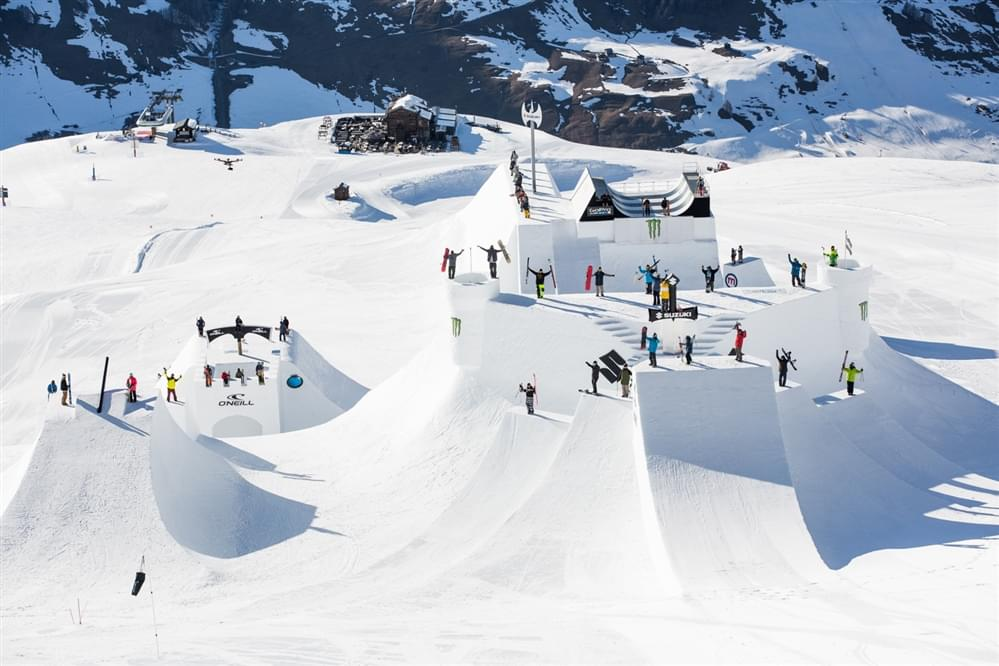 Nine Knights 2015 Livigno
