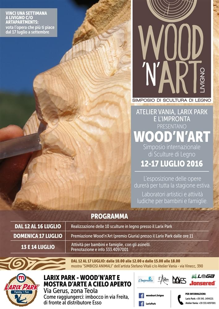 Wood'n'art Livigno