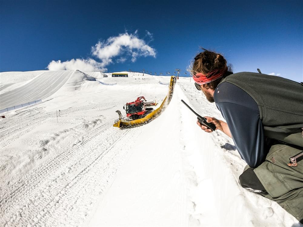 Mottolino snowpark Livigno