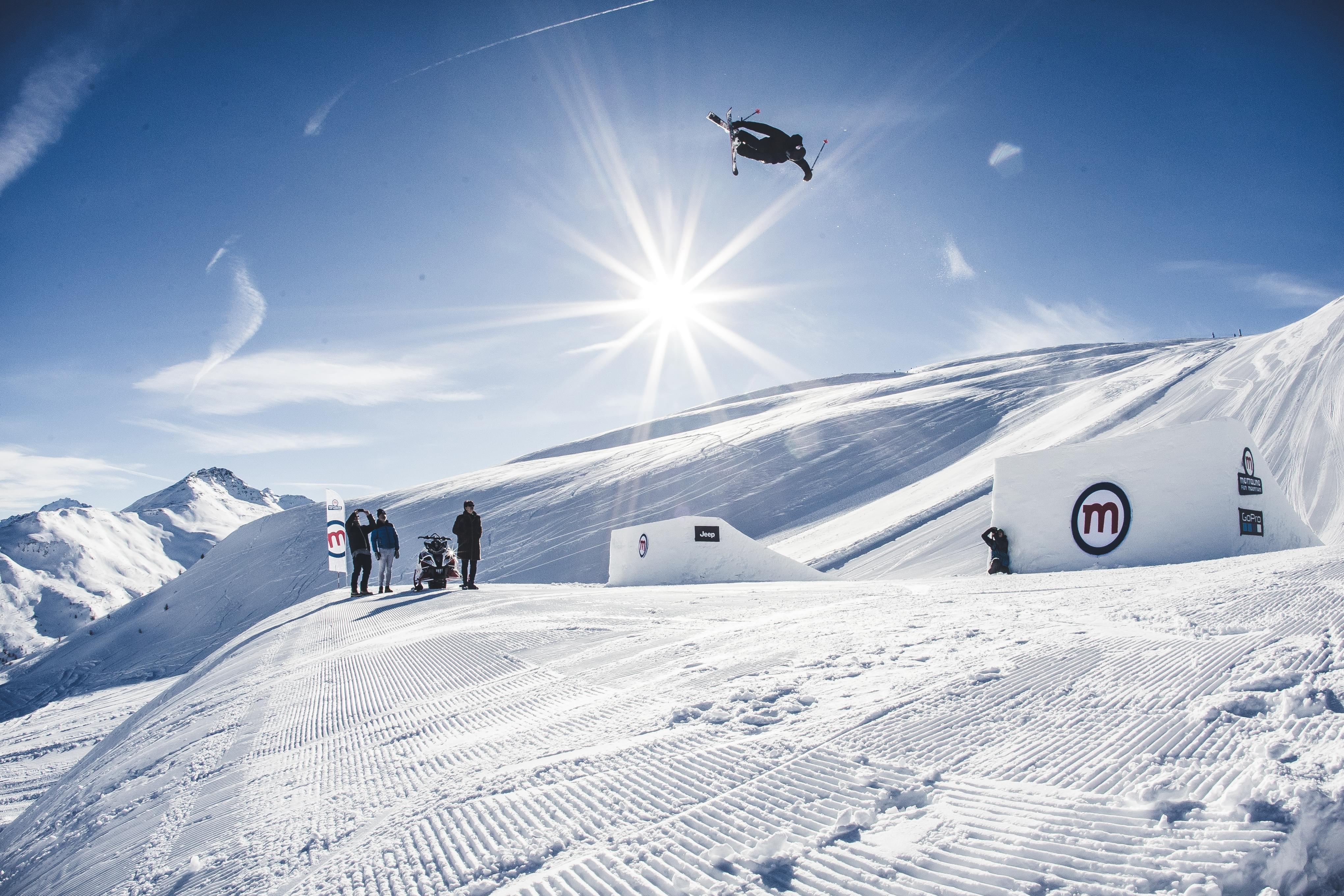 Snowpark Mottolino Livigno