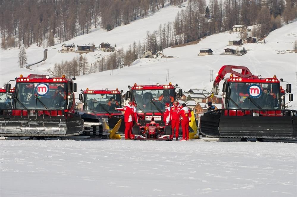 Ferrari Livigno