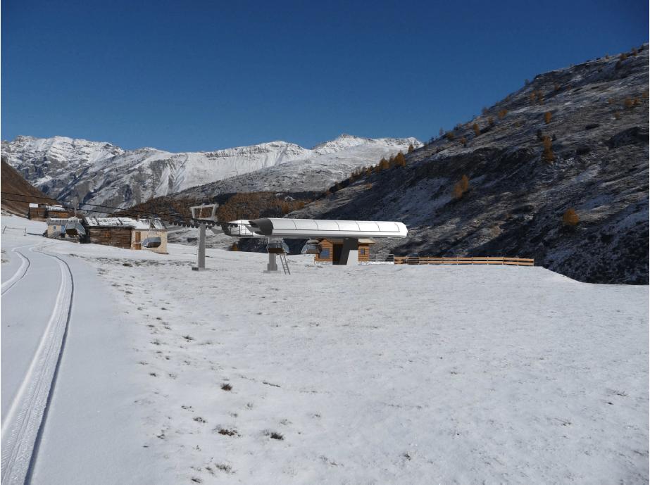 Impianti Vallaccia Livigno