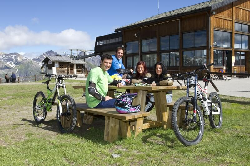 bike Livigno