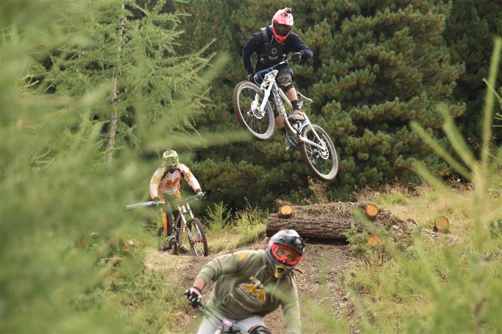 Trail Sic58 Mottolino bikepark