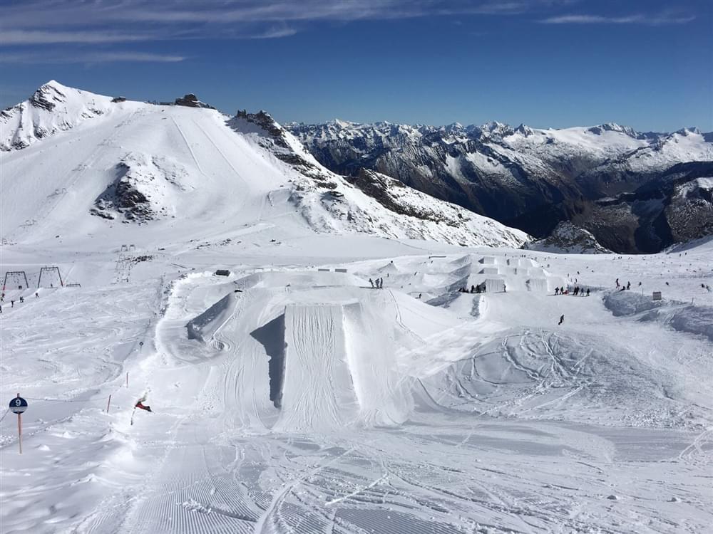 Snowpark Hintertux
