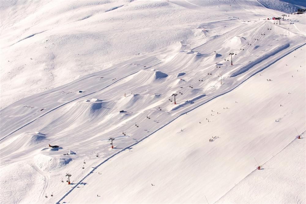 Snowpark Livigno Mottolino