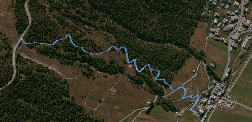 Sic58 trail course