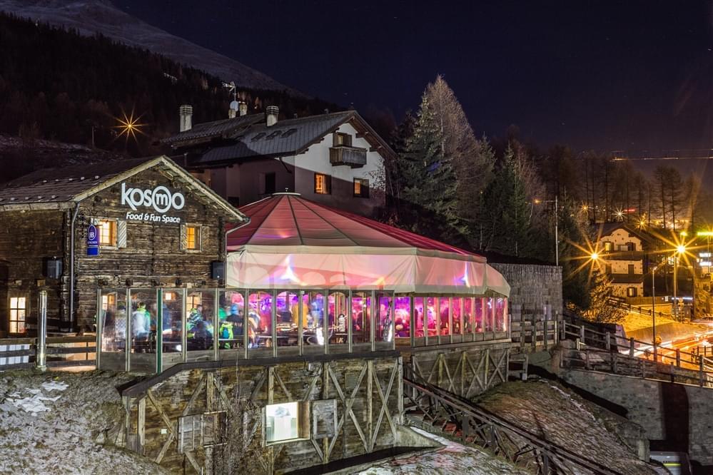 Kosmo après-ski Livigno