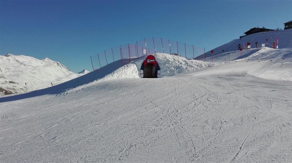 Piste da sci per bambini