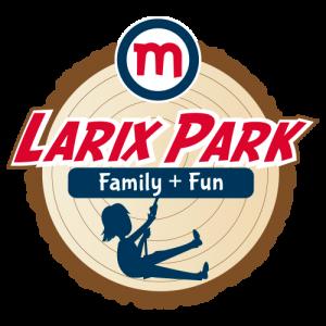 Logo Larix Park Mottolino Livigno