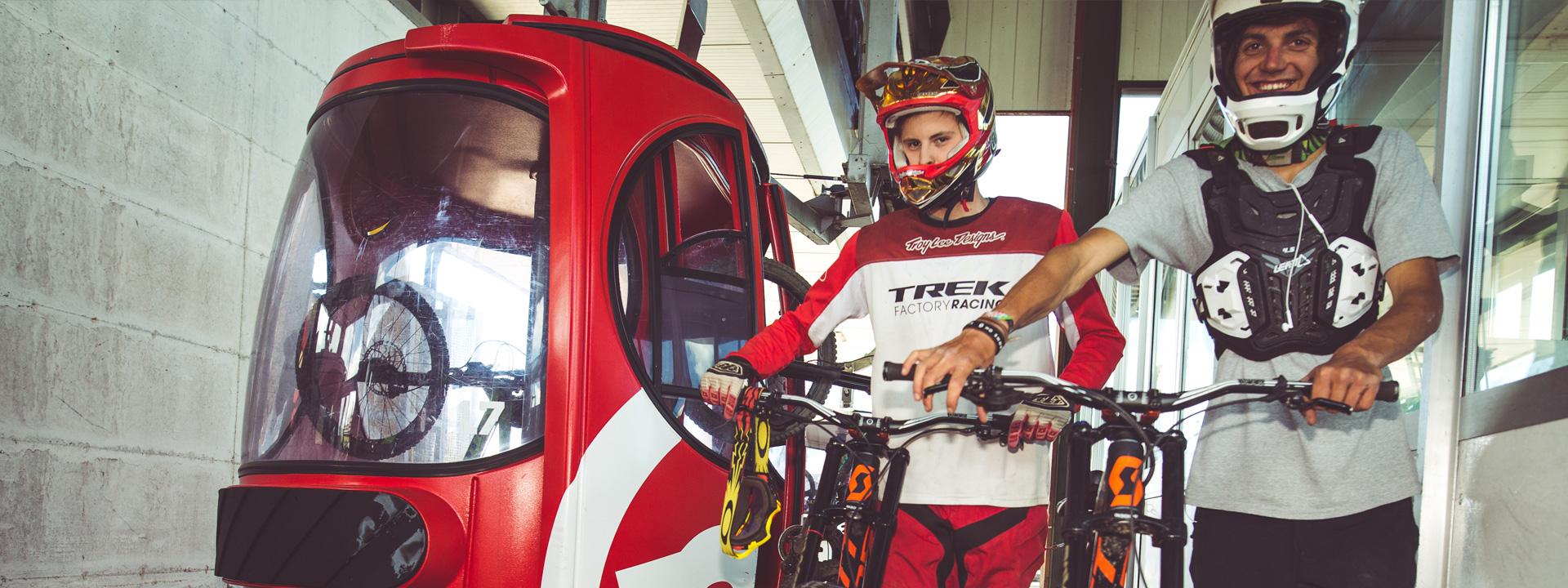 Ticket office: tariffe e servizi Mottolino Bikepark